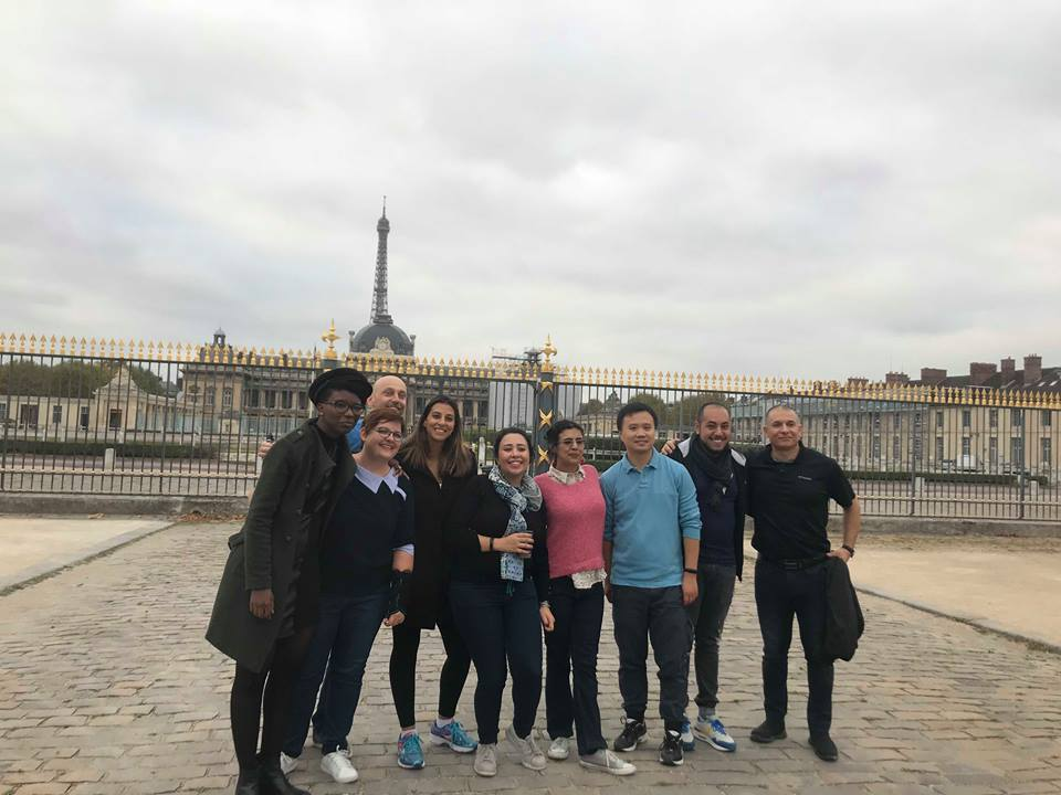 Team Building Paris